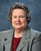 Member of the Board of Trustees Libby Queen