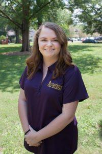 Hannah Colvin - Brooke Hall Residence Hall Director