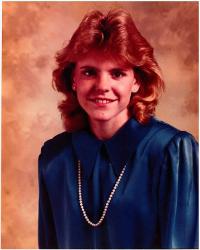 Laurie Ann Cox 1966-1986