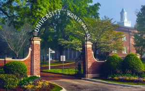 University of Montevallo Gates