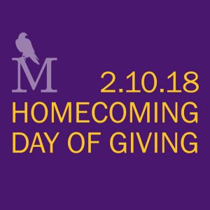 Homecoming Day of Giving