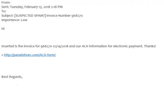 Spam PDF