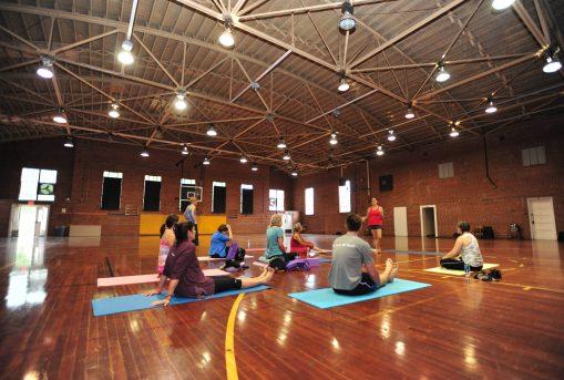 Montevallo Yoga Festival