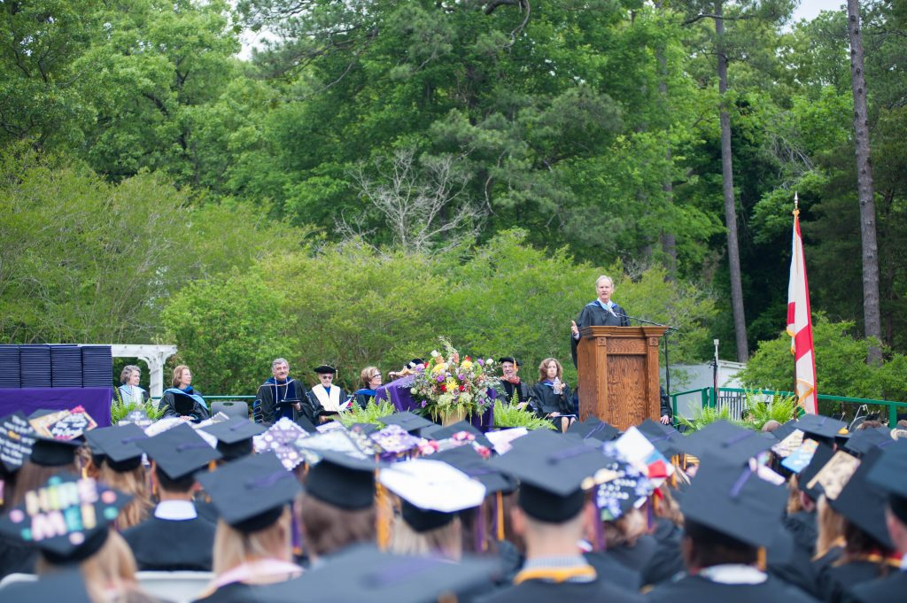 Spring Commencement 18