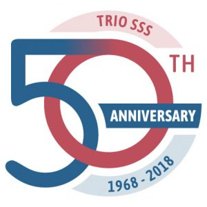 50th Anniversary TRIO programs