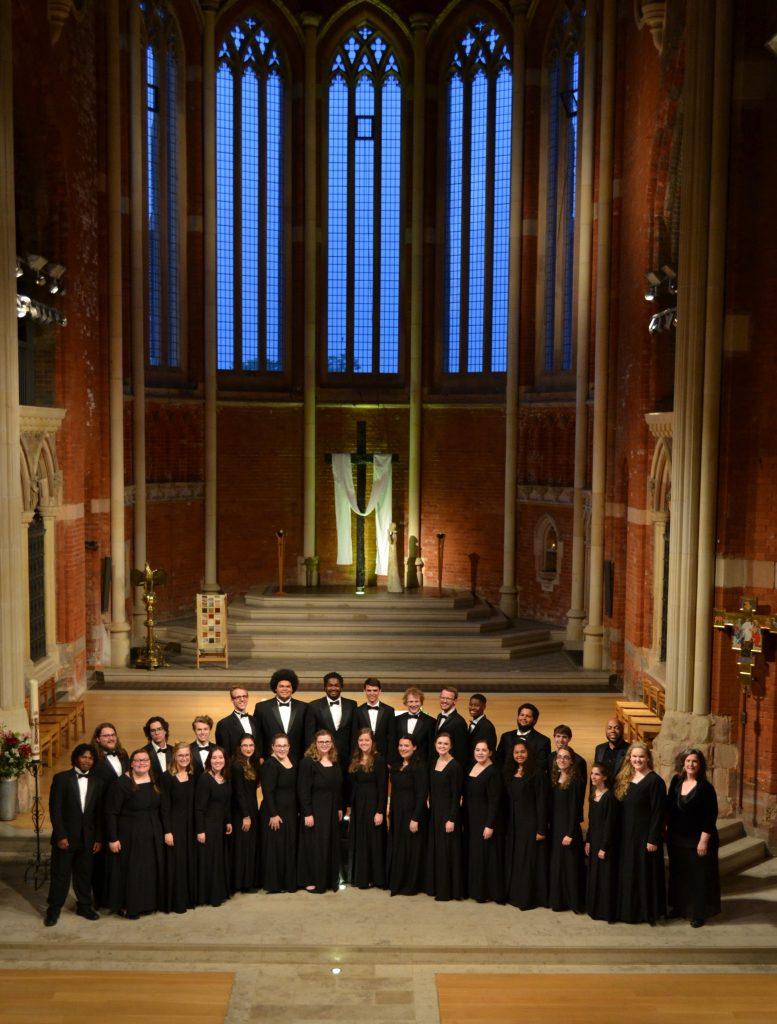 concert_choir_all_saints_pose