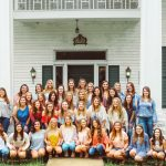 Delta Gamma Group Photo