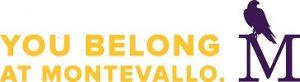 You belong at Montevallo logo