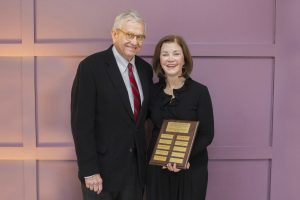 Recipient of the 2019 BSS Distinguished Alumna Award photo