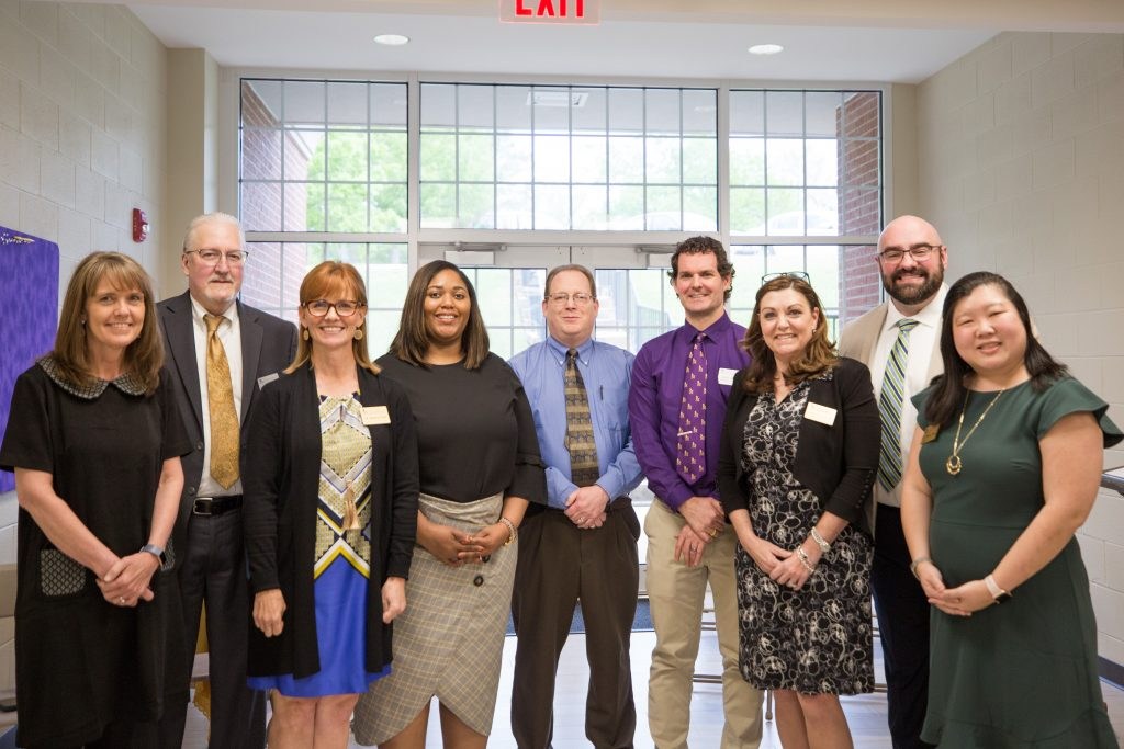 COMM faculty Spring 2019