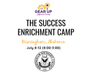 BSU- The Success Enrichment Camp