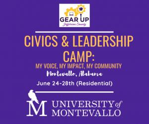 UM- Civics Camp