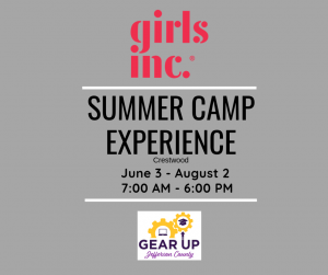 Girls In Summer Camp