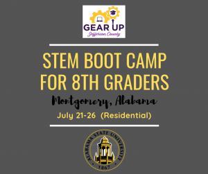 ASU STEM Camp- 8th Grade