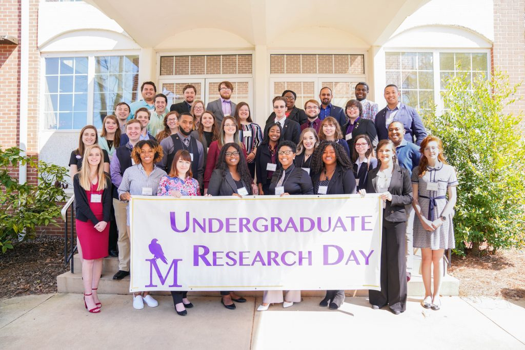 Undergraduate Research Day 2019