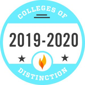 College of Distinction graphic