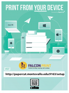 Print from your device flowchart