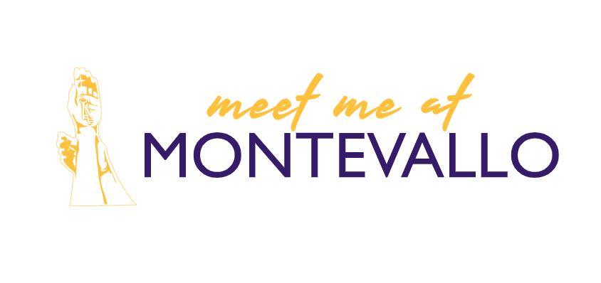 Meet Me at Montevallo Logo