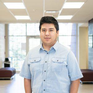 Marcos Lopez portrait