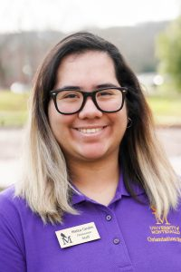 Mixtica Canales- Orientation Leader