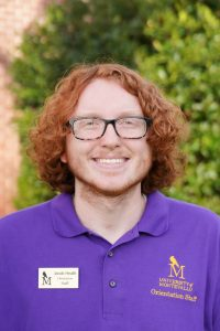 Jacob Heath- Orientation Leader