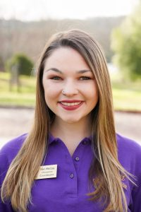 Peri McCoy- Orientation Leader