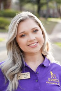 Kensley Sandlin- Orientation Leader
