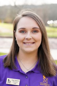 Paige Stephens- Orientation Leader