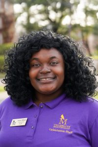 Jamiya Williams- Orientation Leader