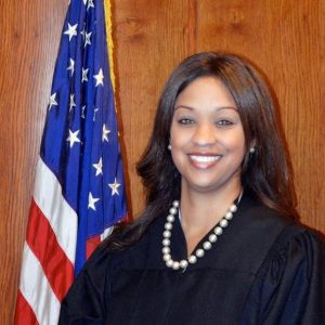 Judge Elisabeth French portrait