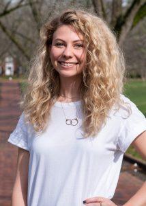 Hannah Bolton portrait