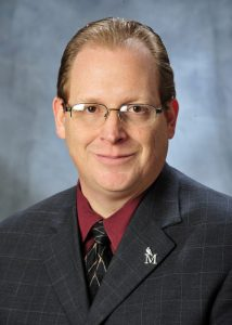Dr. Raymond Ozley portrait