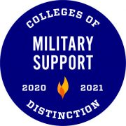 Military Support badge