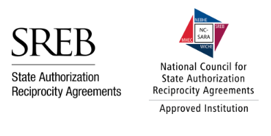 State Authorization Reciprocity Agreement logos