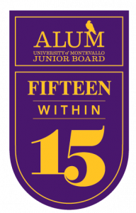 15 within 15 logo