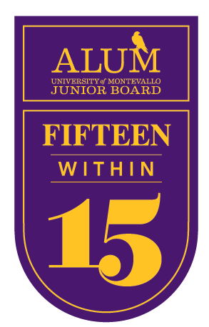 15 within 15 logo