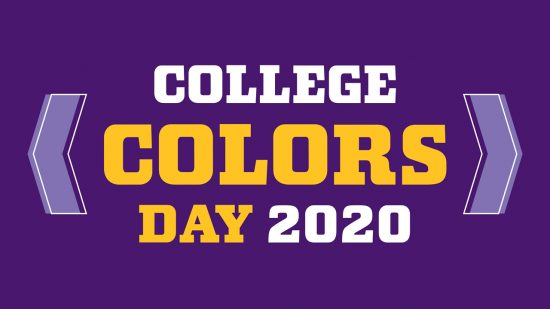 College Colors Day 2020 Zoom background