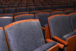 Center for the Arts seat example