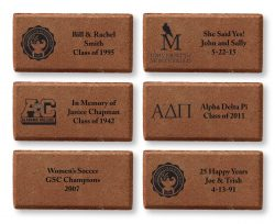Center for the Arts brick example