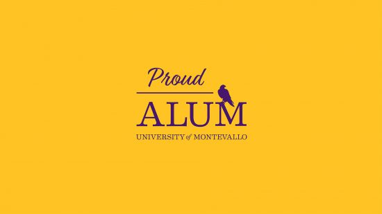 Desktop background Proud Alum Gold