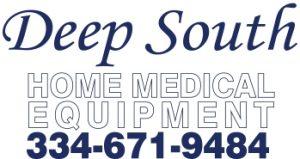 Deep South Home Medical Equipment logo