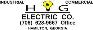 H&G Electric Company logo