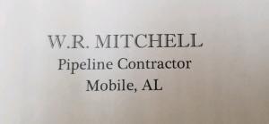 W.R. Mitchell Pipeline logo
