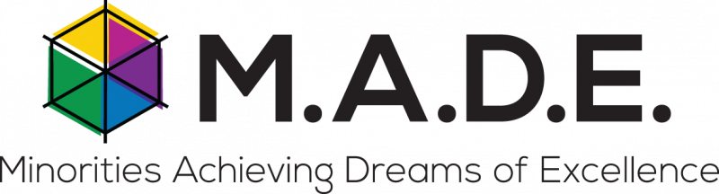 Minorities Achieving Dreams of Excellence program logo