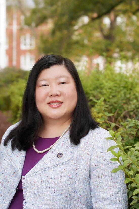 Dr. Tiffany Wang Headshot