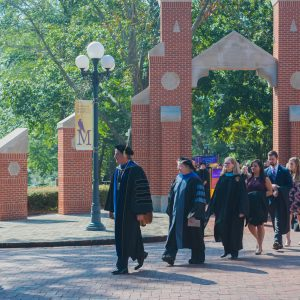 Founders Day processional
