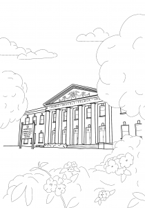 Palmer coloring page