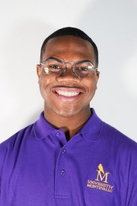 Photo of Joshua Brown, 2021 Orientation Leader