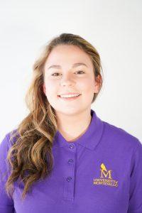 Photo of Faith Hanna, 2021 Orientation Leader