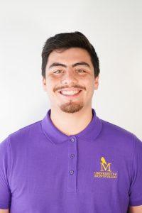 Photo of Manuel Munoz, 2021 Orientation Leader